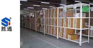 杭州361°情有独钟的轻型货架