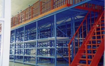 杭州康泰纺织品:升降平台还选胜通货架