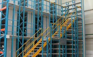 普发机械:胜通钢平台货架质量值得信赖