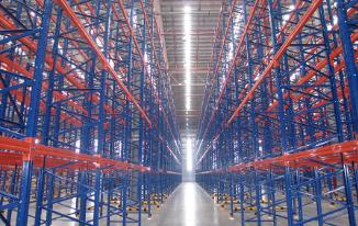 七年见证共同发展 南方中金环境再次采购胜通贯通货架几十组及仓储笼货架300只