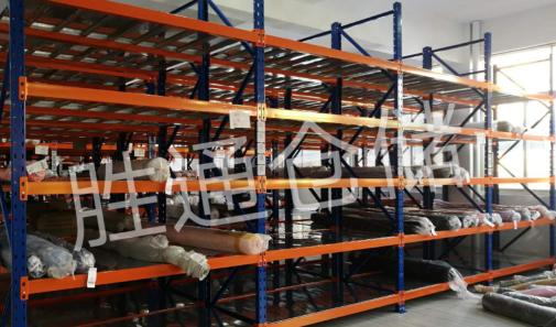 浙江港龙织造科技采用胜通货架面料货架值得信赖