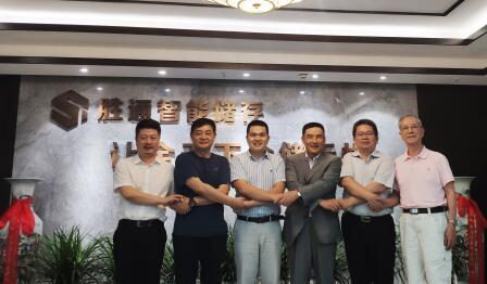 强强联合:恭祝胜通仓储与奥卡姆拉(中国)公司达成战略合作