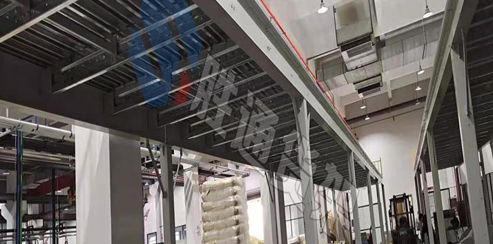 选择胜通仓储的钢平台,浙江得业电机表示就是放心!