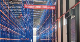 快速提升仓储能力,许昌振德就信赖胜通重型横梁货架!